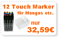 Colors Touch Marker Set
